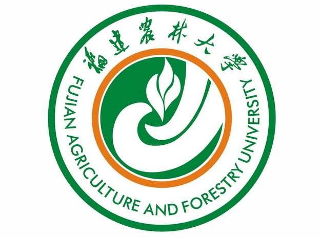 福建农林大学校徽logo标志png图片素材