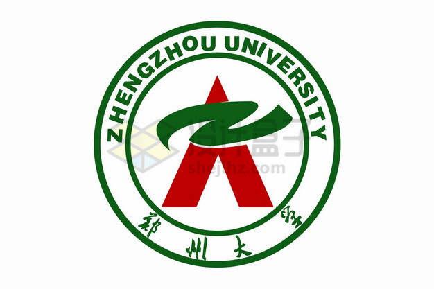 郑州大学校徽logo标志png图片素材
