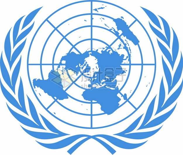 标准版联合国会徽标志logopng图片素材