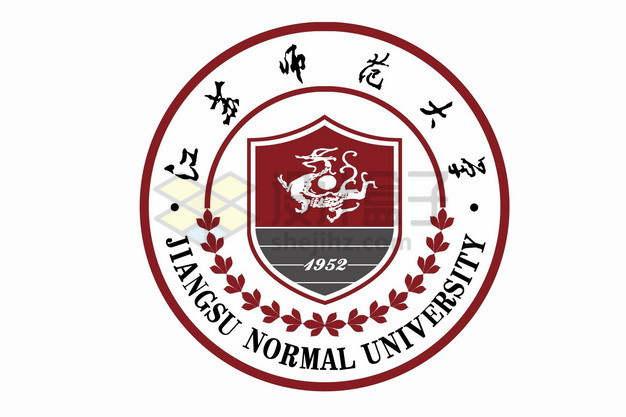 江苏师范大学校徽logo标志png图片素材