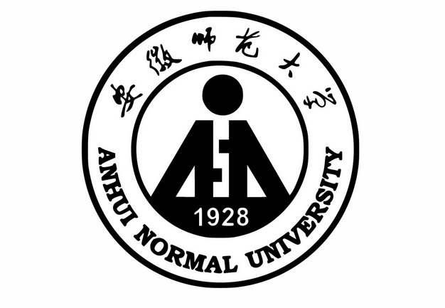 安徽师范大学校徽logo标志png图片素材