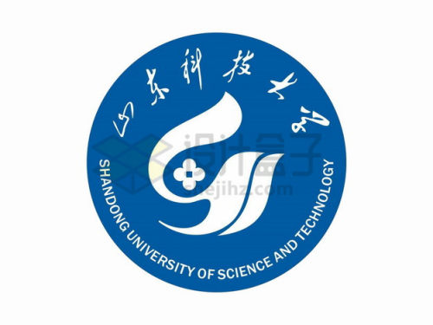 山东科技大学校徽logo标志png图片素材