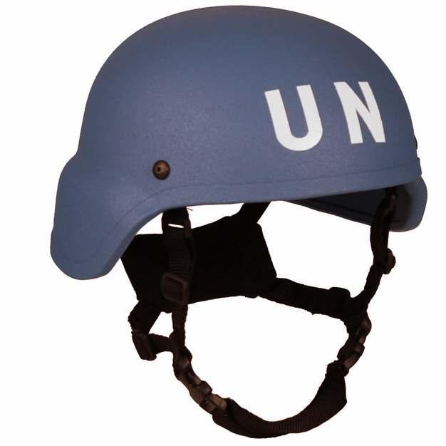 联合国维和部队头盔国际维和人员日png图片素材