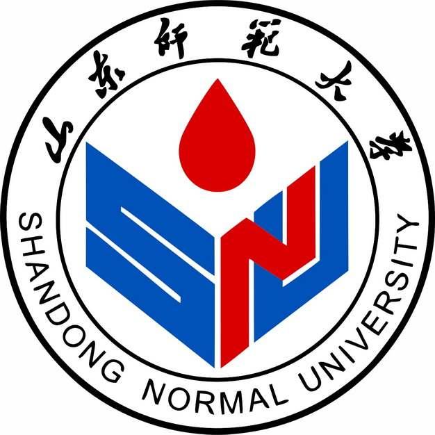 山东师范大学校徽logo标志png图片素材