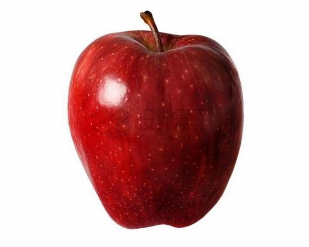 完整的花牛苹果美国红蛇果png图片素材