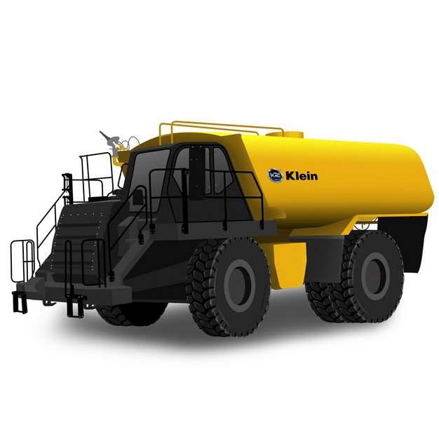 黄黑色槽罐车油罐车危险品运输卡车特种运输车585697png图片素材