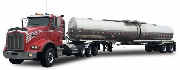 大型槽罐车油罐车危险品运输卡车特种运输车626941png图片素材