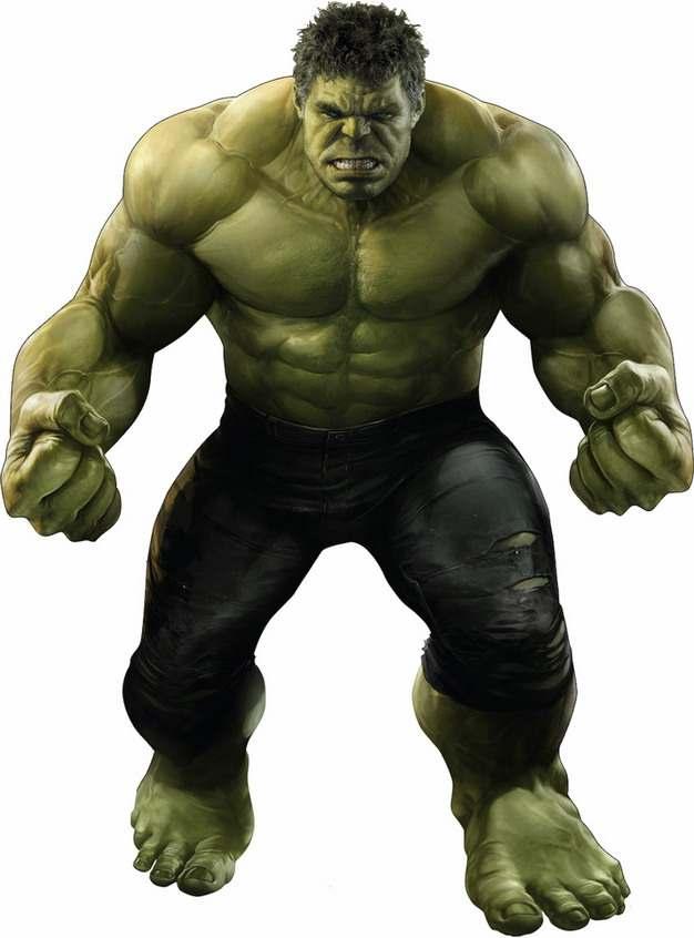 电影里的绿巨人无敌浩克124357png免抠图片素材