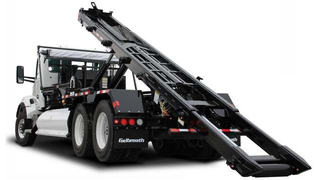 集装箱自卸卡车893284png图片素材