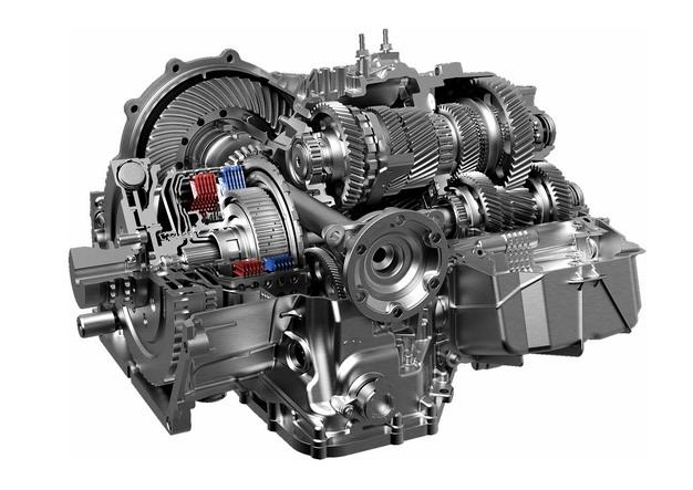 汽车发动机解剖图结构图9654820png图片素材