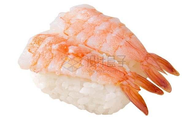 熟虾寿司日式料理674393png图片素材