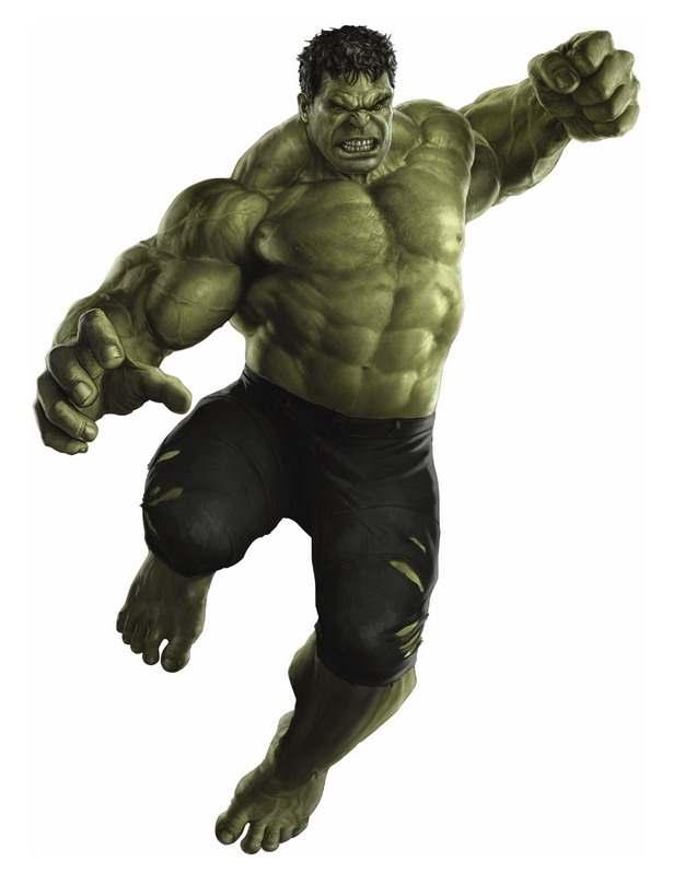 跳起来的绿巨人无敌浩克1389453png免抠图片素材