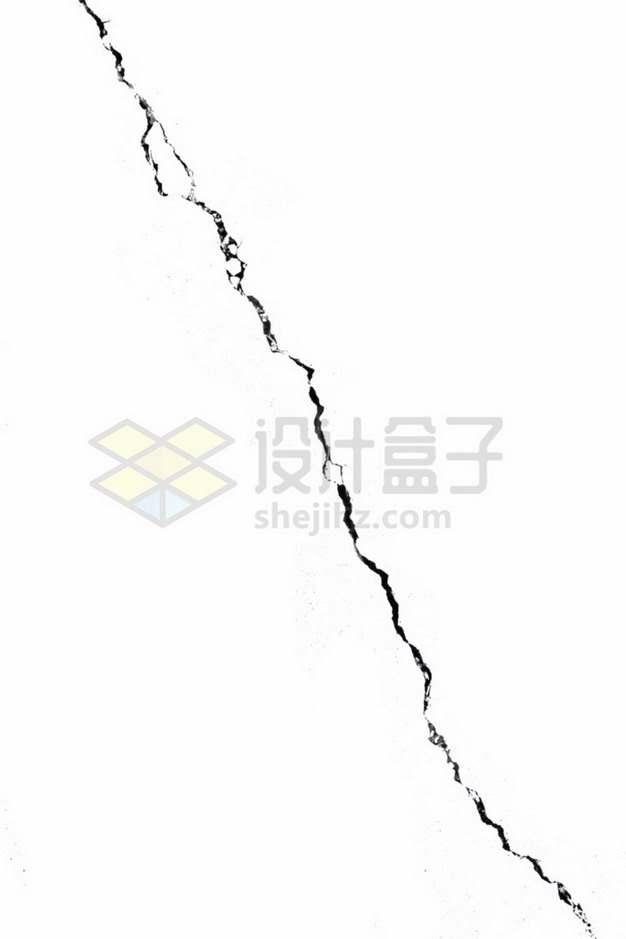 黑色线条墙壁干裂龟裂的土地黑色裂纹裂缝图案250243png图片素材