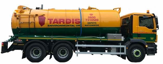 黄绿色槽罐车油罐车危险品运输卡车特种运输车216658png图片素材