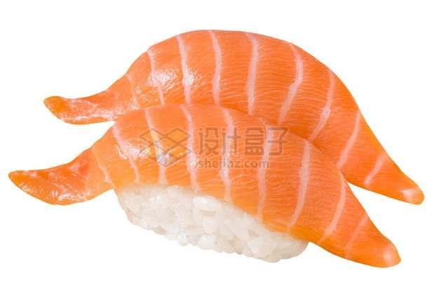 三文鱼寿司饭日式料理816249png图片素材