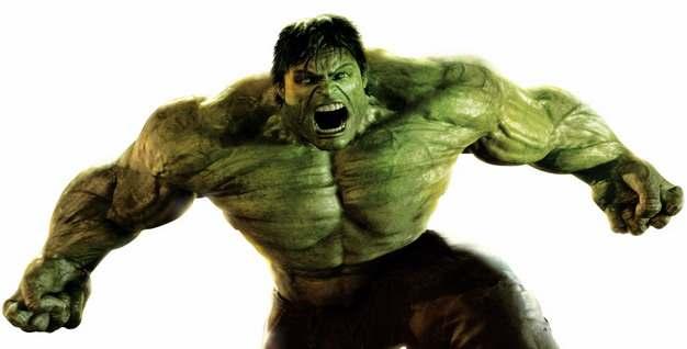 大吼的绿巨人无敌浩克566768png免抠图片素材