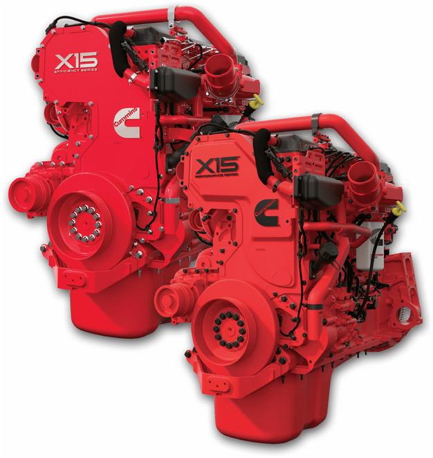 红色柴油发动机5352594png图片素材