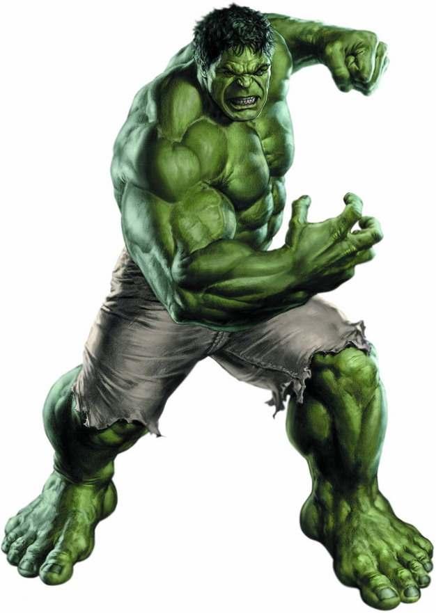 绿巨人无敌浩克238457png免抠图片素材