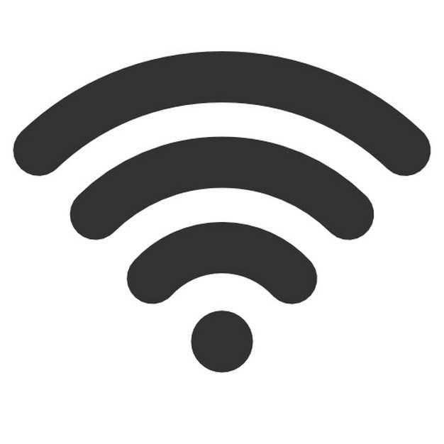 黑色wifi标志png图片素材567843