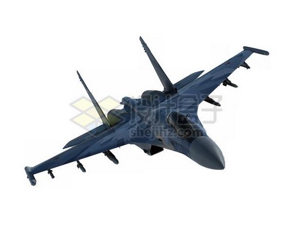 苏30战斗机763208png免抠图片素材 军事科幻-第1张