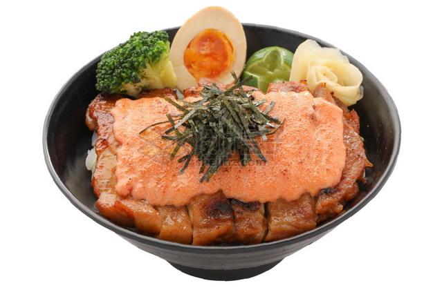 日式烧鸡饭日式料理png图片素材 生活素材-第1张