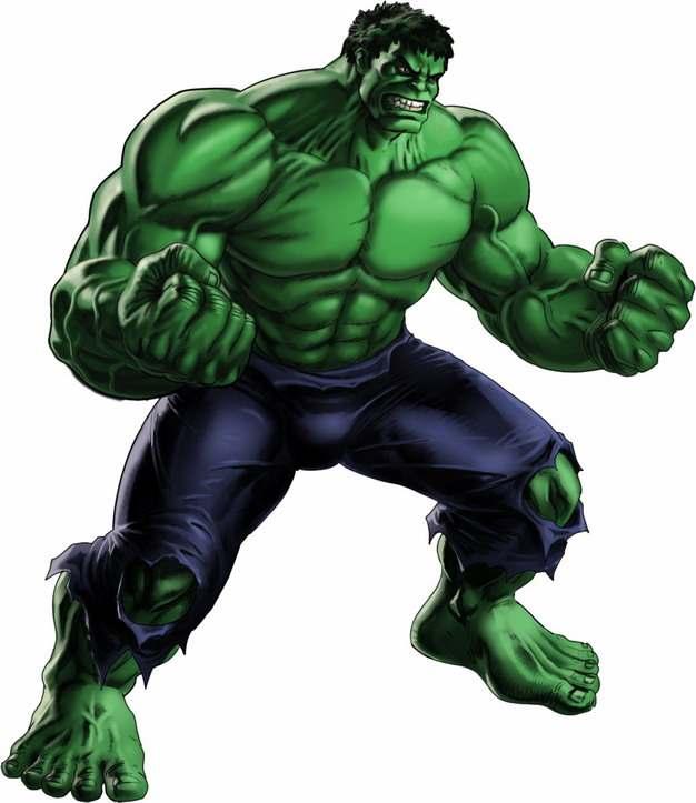 绿巨人无敌浩克358923png免抠图片素材