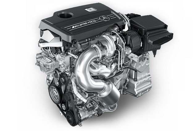 奔驰汽车发动机结构分解图3640749png图片素材