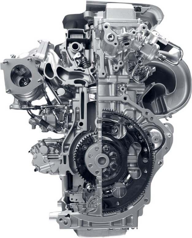 汽车发动机横切面解剖图结构图9559288png图片素材