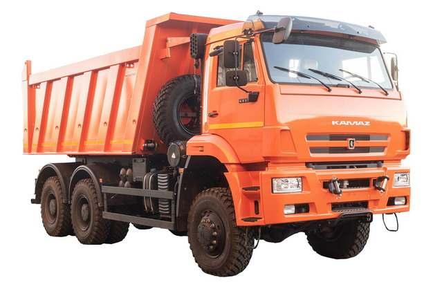 橙色的渣土车自卸卡车330332png图片素材