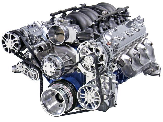 拆解开的银色汽车发动机8806631png图片素材 工业农业-第1张