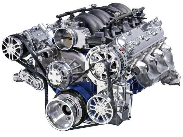 拆解开的银色汽车发动机8806631png图片素材