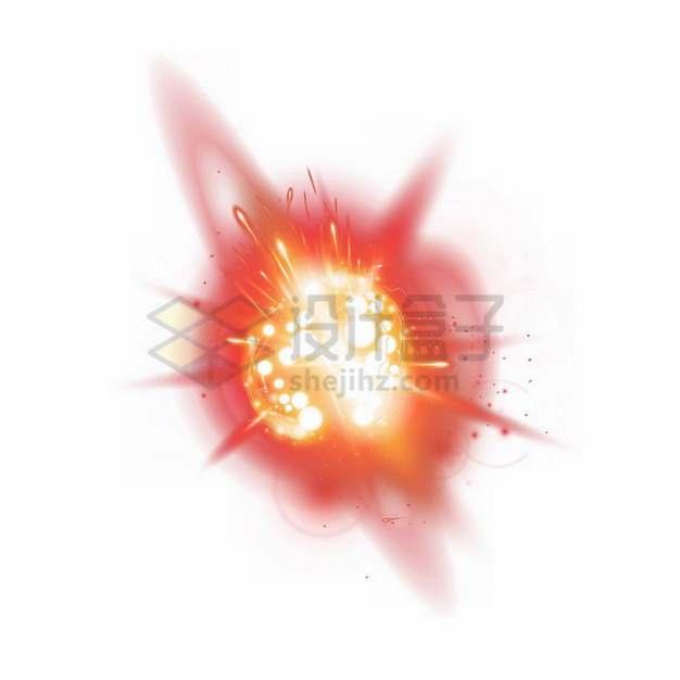 逼真的爆炸效果核弹爆炸535892png免抠图片素材