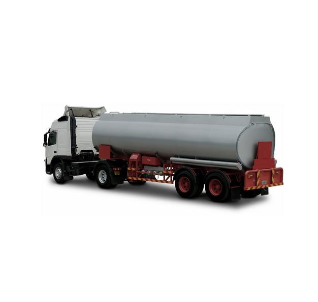 一辆槽罐车油罐车危险品运输卡车223529png图片素材 交通运输-第1张