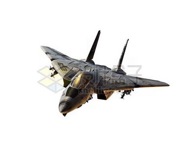 F14雄猫战斗机舰载机png免抠图片素材