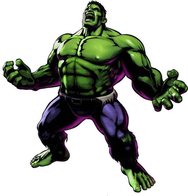 愤怒的绿巨人无敌浩克76824234png免抠图片素材