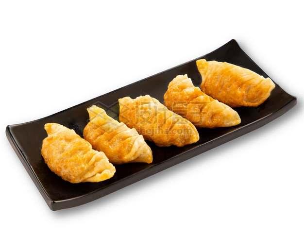 炸饺子日式料理574788png图片素材