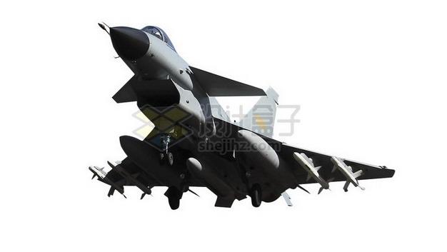 歼10战斗机5165473png免抠图片素材 军事科幻-第1张