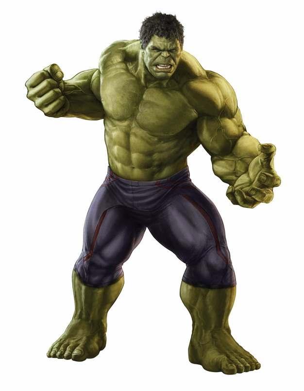 挥舞拳头的绿巨人无敌浩克513278png免抠图片素材