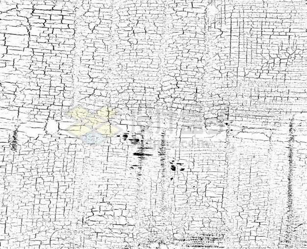 干裂龟裂的土地黑色裂纹裂缝图案905653png图片素材