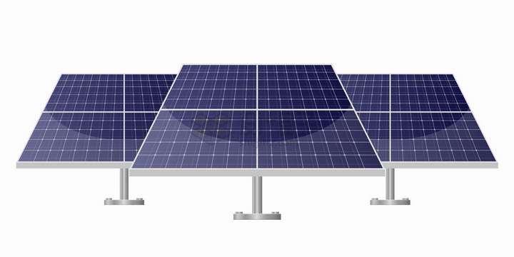 太阳能电池板png图片免抠矢量素材