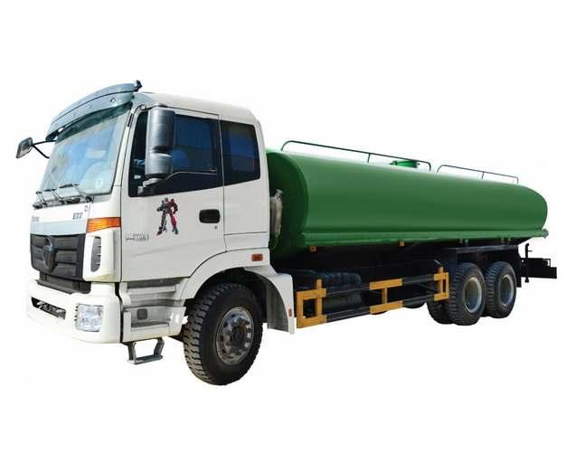 绿色槽罐车油罐车危险品运输卡车特种运输车980752png图片素材