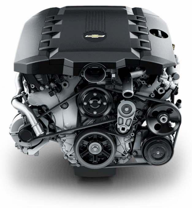 雪佛兰汽车发动机结构图7218584png图片素材