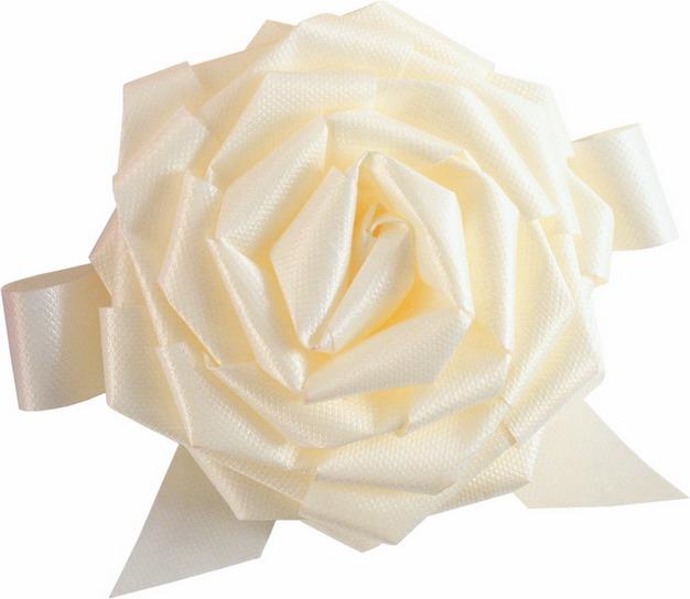 白色餐布折叠成的白玫瑰鲜花278794png图片素材 生物自然-第1张