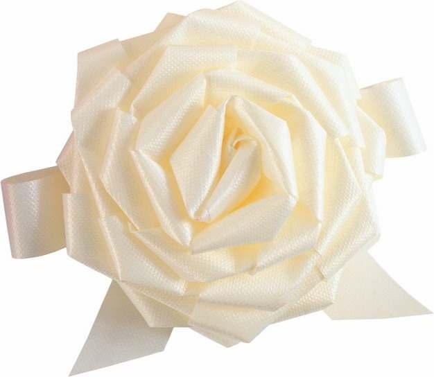 白色餐布折叠成的白玫瑰鲜花278794png图片素材