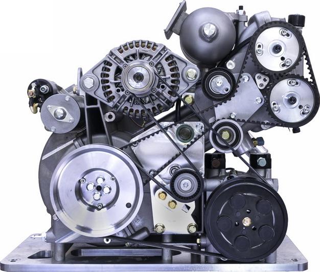 汽车发动机解剖图结构图8519093png图片素材