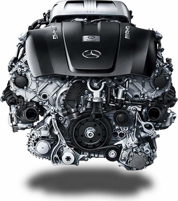 奔驰汽车发动机结构图7226258png图片素材