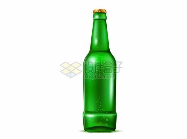 绿色的啤酒瓶748060png图片矢量图素材