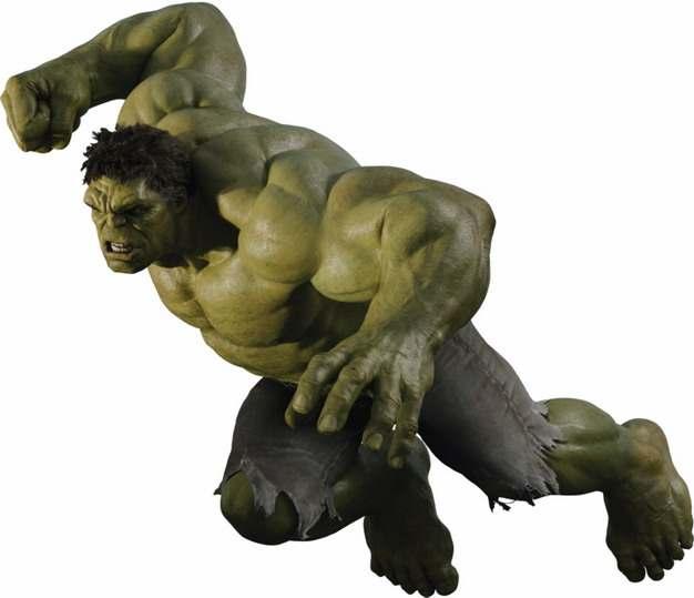 向前冲的绿巨人无敌浩克43657676png免抠图片素材