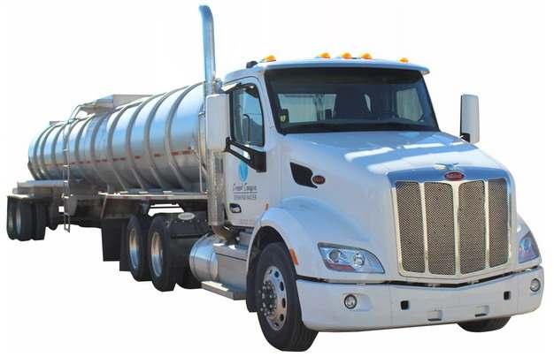槽罐车油罐车危险品运输卡车特种运输车773985png图片素材