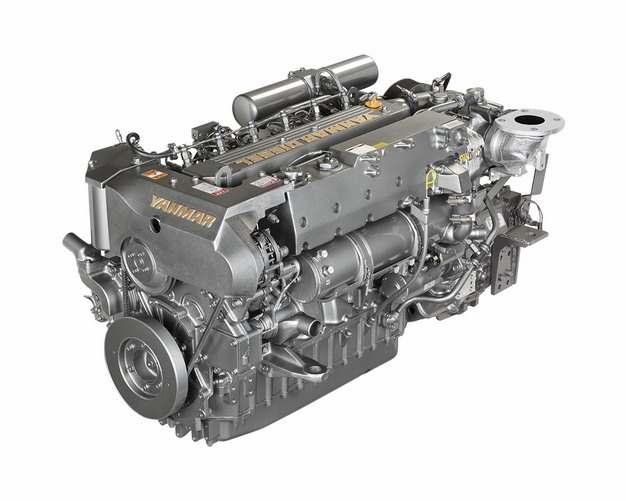 银色的汽车发动机5920091png图片素材